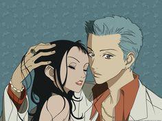 Ai Yazawa, Madhouse, Paradise Kiss, George Koizumi, Yukari Hayasaka Wallpaper