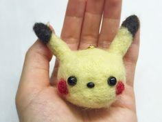 Pikachu Plush DIY Needle Felt Tutorial! - https://www.youtube.com/watch?v=zYrbqG-N_Jg