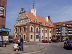 Kamień Pomorski http://podrozedociekawychmiejsc.pl/kamien-pomorski/