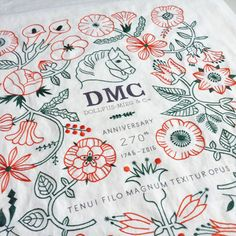 DMC Embroidery kits