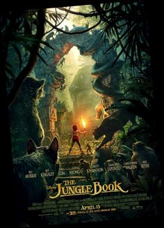 The Jungle Book (2016) 2k in HD-720p IPTVRip torrents at dailymotion unlimited!