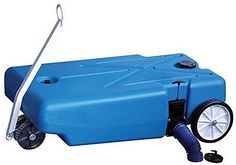 Fishing Carts and Wagons 179993: Septic Tank Waste Tanks 4 Wheeler Tote Portable Transport Travel Trailers 42 Gl -> BUY IT NOW ONLY: $434.88 on eBay!