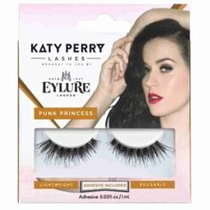 I didn't know they had so many different options for fake eyelashes. We lost one of my niece's eyelashes, which we need for her dance competition. I'm just going to have to buy a completely new pack, except I don't know which one to buy.