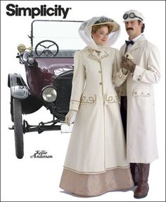 Downton Abbey-inspired...Great Halloween costume and then get the fabric at Huntsville Sew and Vac