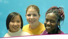 An award-winning teen girls' health website featuring health guides, quizzes, chats, & more.