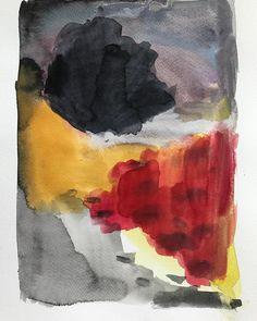 Acrílico sobre papel #abstract #arteabstracto #abstractart #abstracto #cuadrosporencargo #painting #pintura #acrilico #acrylic #cuadrosamedida