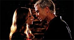 Once More With Feeling - Oh dear Lord. The feelings in this little clip. Buffy + Spike forever. <3