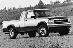 1990 Dodge Dakota Club Cab