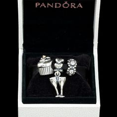 Celebrate her with the Birthday Cheers Gift Set, $130.00 PandoraMOA (http://www.pandoramoa.com/birthday-cheers-gift-set/)