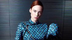 God Save the Queen and all: Prada: Spring/Summer '17 Campaign #prada #ss17 #campaign