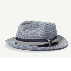 c58ee559e50 Cayo Natural Classic Brim Fedora hat front view Wide Brim Fedora