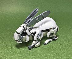LEGO Mecha Rabbit-01 | Mitsuru Nikaido | Flickr