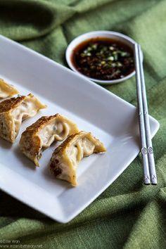 Guide to perfect Korean dumplings (mandu)