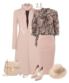 """""""set"""" by vesper1977 ❤ liked on Polyvore featuring HUGO, Glamorous, Nly Shoes, Chloé, Topshop, Swarovski and rag & bone"""