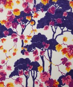 Liberty Art Fabrics Ombrellino D Tana Lawn | Tana Lawn by Liberty Art Fabrics | Liberty.co.uk