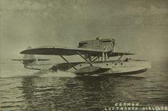November 6, 1924: First flight of the Dornier Do J