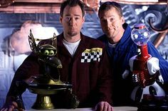 mystery science theater 3000.