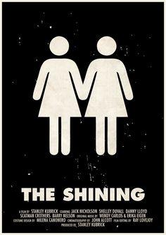 Affiches des films de Stanley Kubrick en pictogrammes stanley kubrick affiche icone 09