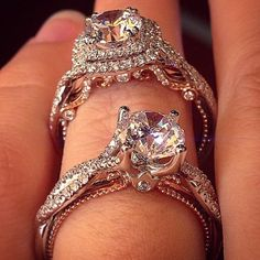 Take Your Pick From These Beautiful Verragio Rings