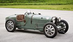 The Bugatti Queen's 1927 Type 35 Grand Prix Racer to be Auctioned at Pebble Beach