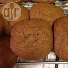 Photo de recette : Biscuits à la mélasse de grand-mère