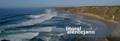litoral alentejano Countryside, Portugal, Tourism, Coast, World, Beach, Water, Outdoor, Littoral Zone