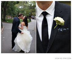 NYC Mandarin Oriental Wedding : Elyse+Andrew