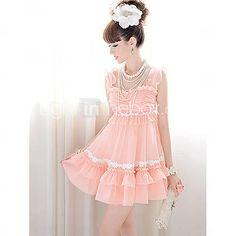 Women's Layer Swing Dress