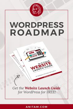 I can show you how to build a website in just 7 steps! Are you looking for a step-by-step to creating your own website for your business? Look no further ... get a free WordPress Roadmap that shows you how to DIY your website. #buildawebsite #DIYwebsite #websitedesign #WordPress #Freebie #WebDesign #website #WProadmap #WebMentor #WordPressRoadmap #Solopreneur #WebsiteInWeekend #Layout2Launch #anitam.com #LearnWithAnitaM