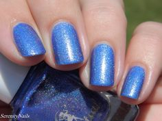 Aluva swatched by @seren