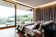 CASA DECK (2014) #bed #room  #view