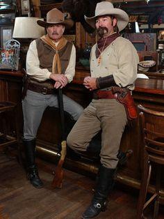 Bildresultat för wild west clothes
