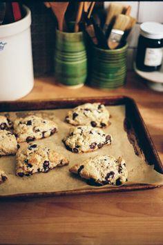 Easy Blueberry Spelt Scones — Apt. 2B Baking Co.