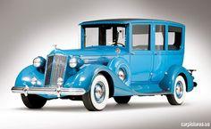 1937 Packard Twelve Seven-Passenger Limousine | Car Pictures