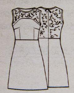 My Sewing Factory: MANEQUIM 669- Dezembro 2014 e BURDA BRASIL edição 5