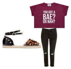 """""""Untitled #7"""" by perttypink on Polyvore featuring Topshop and JustFab"""
