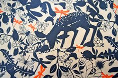 Ideas from the forest: Geertje Aalders - paper cuts