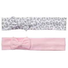 2-Pack Cheetah Headwraps   Baby Girl Accessories Shop