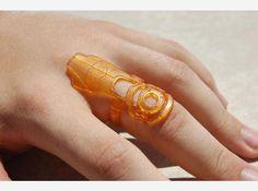 Mass Effect Omni Tool Ring