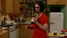 """Ghost World"" (2001) Enid gets drunk"