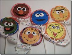 Sesame Street Favors