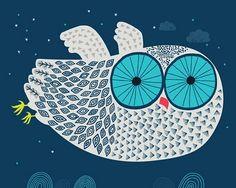 Owl by Dan Walters