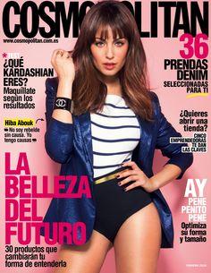 Revista #COSMOPOLITAN, #febrero 2016. La #belleza del futuro.