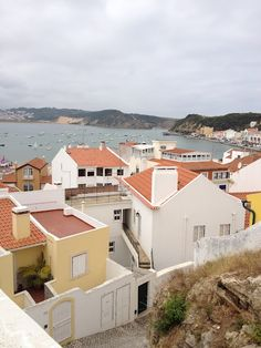 Sao Martinho do Porto My aunt had a house here My summers there were amazing