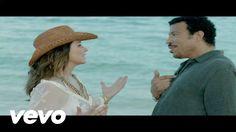 Found this video & just think it is wonderful! Falling in love all over again. Lionel Richie - Endless Love ft. Shania Twain