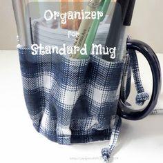 Joy's Jots, Shots & Whatnots: Mug Organizer- Standard Mug Directions