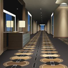 Vector Guestrooms and Corridors
