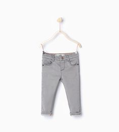 Skinny jeans-Jeans-Baby girl-Baby | 3 months - 3 years-KIDS | ZARA United States