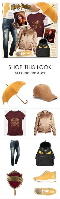 """Magic of Statement T-Shirt"" by petri5 ❤ liked on Polyvore featuring Hermès, rag & bone, Phelan, Valentino, Fendi, Hogan and XOXO"