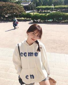 JO WOO RI หรือ ซูอา จากซีรีส์ My ID is Gangnam Beauty  #jowoori #ซูอา Korean Actresses, Korean Actors, Hyun Soo, Ulzzang Korean Girl, Uzzlang Girl, My Life Style, Asia Girl, Instagram Girls, Korean Outfits